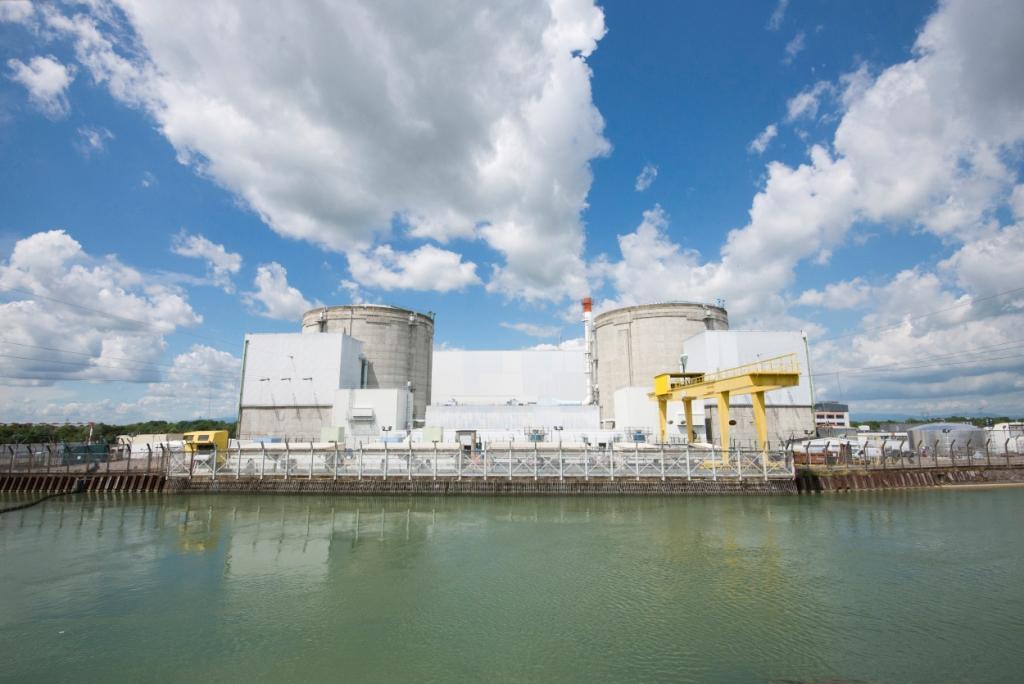 Centrale nucléaire EDF de Fessenheim